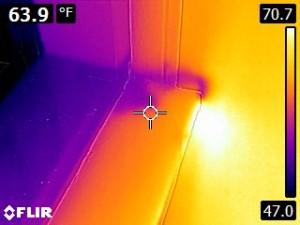 Infrared Camera Image